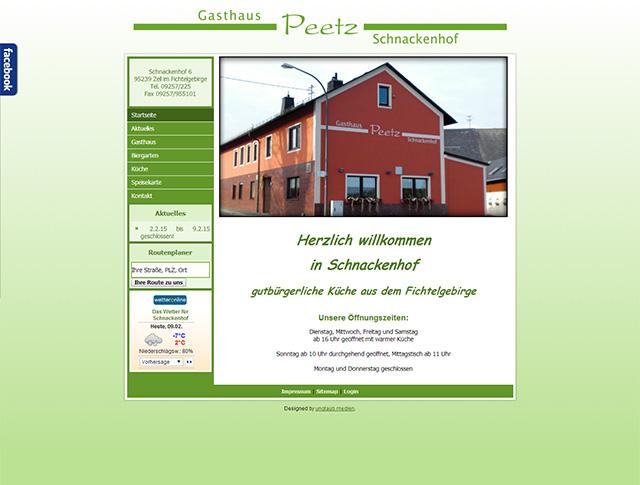 Gasthaus Peetz