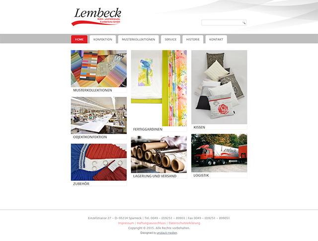 Wohn- und Nähstudio Lembeck